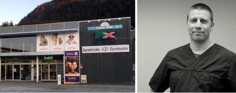 Orkdal Dyresenter og klinikksjef Øystein Hynne