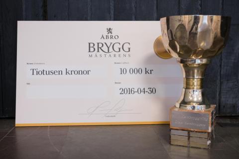Vinnare SM i hembryggd öl 2016