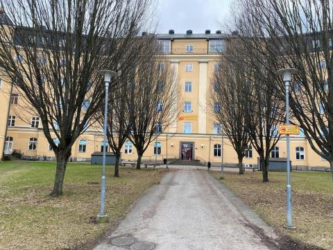 Centralt läge när Yrkesgymnasiet öppnar i Norrköping