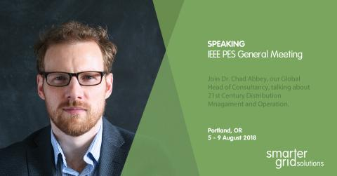 IEE PES General Meeting 2018