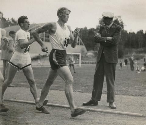 Torsten Tegnér – sportjournalist och folkbildare