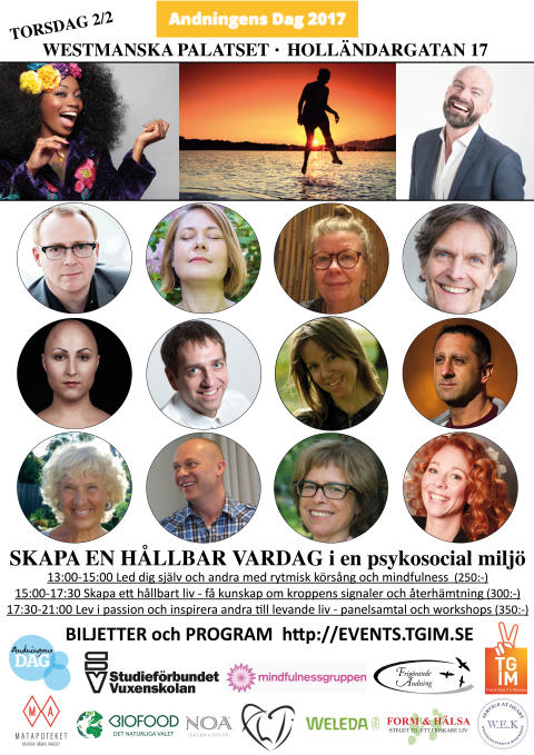 Program Andningens Dag 2017