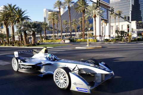 DHL er Official Logistics Partner på Formula E