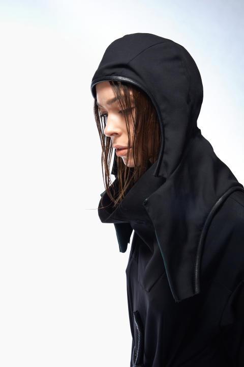 Worn - design Sofia Hildebrand - Beckmans at Fashion Transformation Day