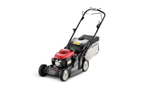 Hondas multifunktionella gräsklippare HRX 476