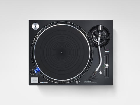 Return of a Legend: Technics Latest Direct-Drive Turntable Systems SL-1200GR and SL-1210GR open a new Chapter in Music History