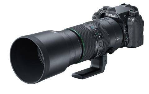 Pentax K-1, med 150-400mm