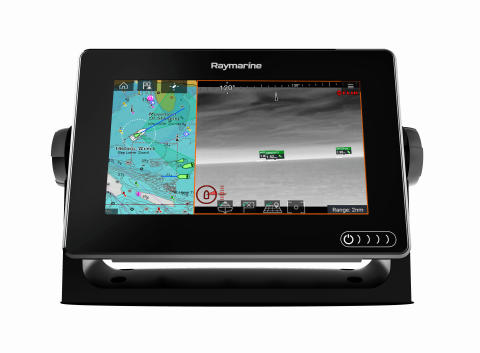 High res image - Raymarine - LH3.9 Augmented Reality