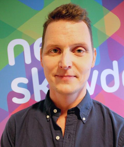 Daniel Rapp ny affärsområdesansvarig på Next Skövde