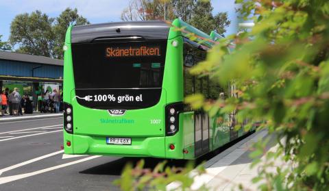 Extra fokus på Malmö i Skånetrafikens kommande budget
