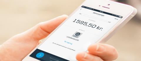Få pengene hurtigere hjem med MobilePay