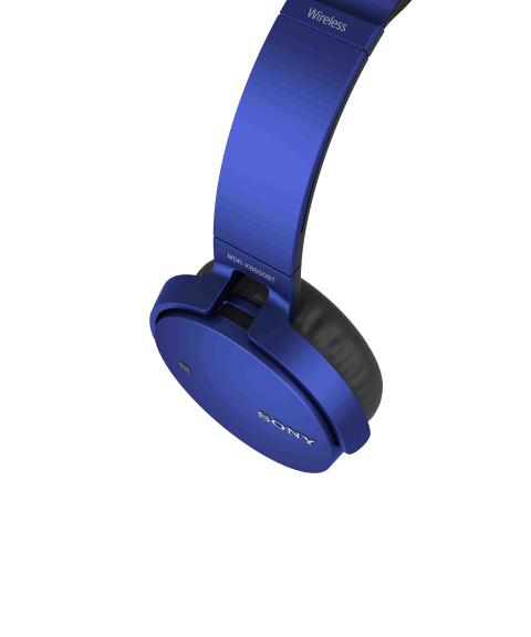 MDR-XB650BT de Sony_Bleu_03