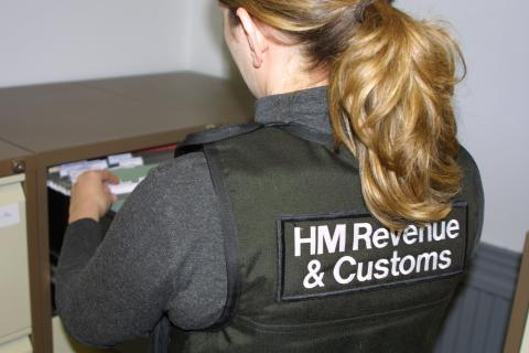 Arrests in suspected £2.9m tax fraud