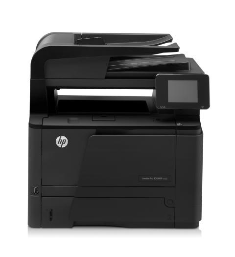 HP LaserJet Pro 400 M525