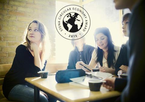 Stena delar ut Sveriges första stipendium i cirkulär ekonomi
