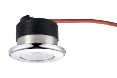 Glamox launches new marine downlight for fire approved ceilings