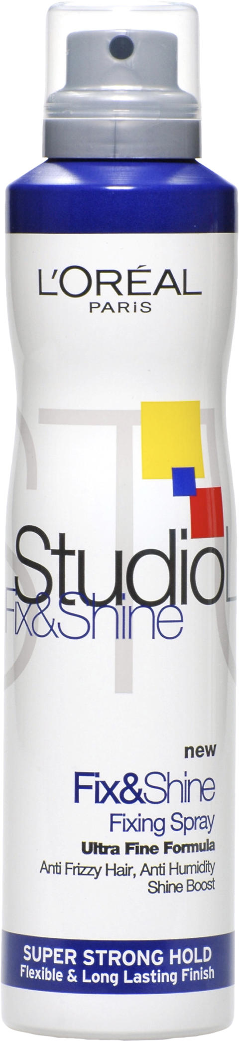 Studio Line Fix&Shine Spray,
