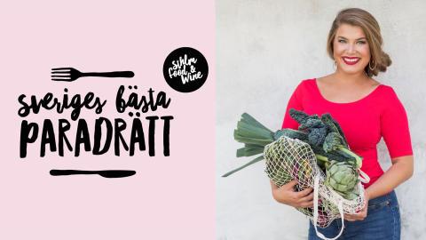 Sveriges Bästa Paradrätt – ny tävling för alla hemmakockar