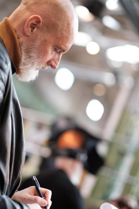 Adee Phelan (UK) Domare i Copenhagen Barber Battle 2019