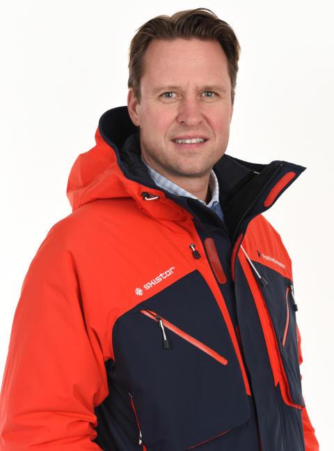 Mats Årjes SkiStar VD/CEO