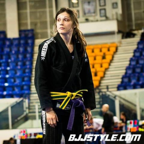 Road to the IBJJF Euros 2016....Fighter Profile: Kat Hill