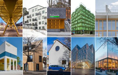 Årets Stockholmsbyggnad 2017 – nu börjar omröstningen!
