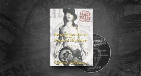 "Stevie Klassons ""Rock N' Roll Tales From A Crooked Highway"""