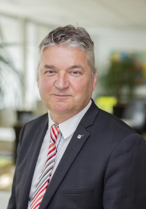 Anders Nordstrand, vd för SABO