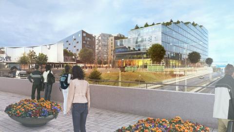 Flytt av Tekniska nämndhuset ger 1 000 nya bostäder på Kungsholmen och i Söderstaden