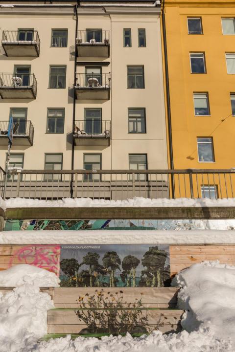 Wider Image Stockholm