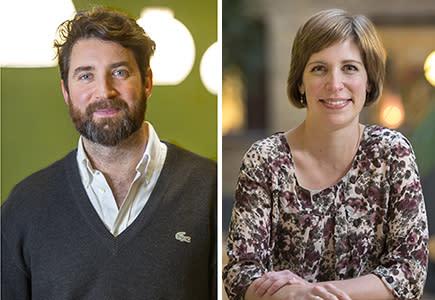 Två Umeåforskare utsedda till Gunnar Öquist Fellows