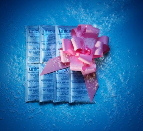 Statoil stödjer UNICEFs i julkampanj