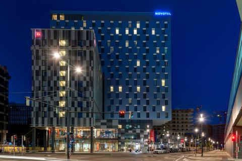AccorHotels öppnar hotellduo i Wien
