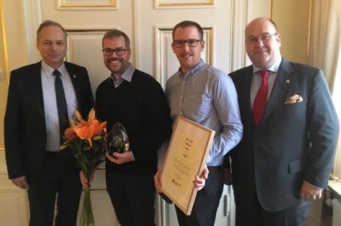 IKEA prisas för sin smarta idé - tilldelas Årets Lyft i Småland 2016