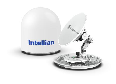 Intellian's NX-series systems receive IntelsatOne Flex certification