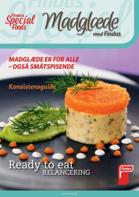 Madglæde med Findus Special Foods