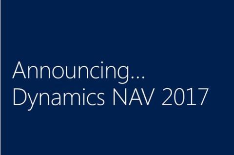 BrightCom rullar ut Microsoft Dynamics NAV 2017 till kund.