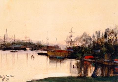 Konstnärernas Stockholm