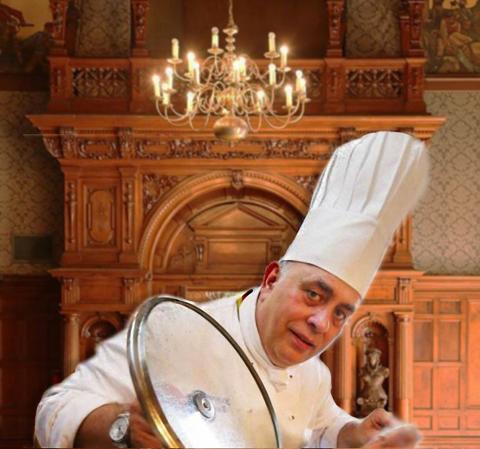 Schlemmen für Schloss Hummelshain mit Küchenmeister Harald Saul