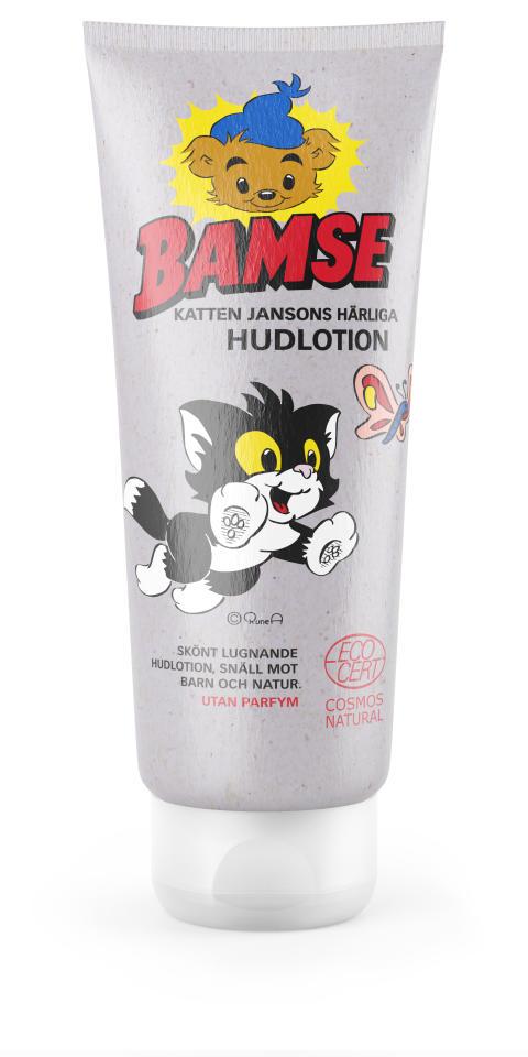 Katten Jansons härliga hudlotion