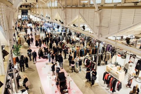 Revolver Copenhagen International Fashion Trade Show