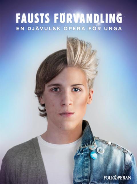 Fausts Förvandling - En djävulsk opera för unga