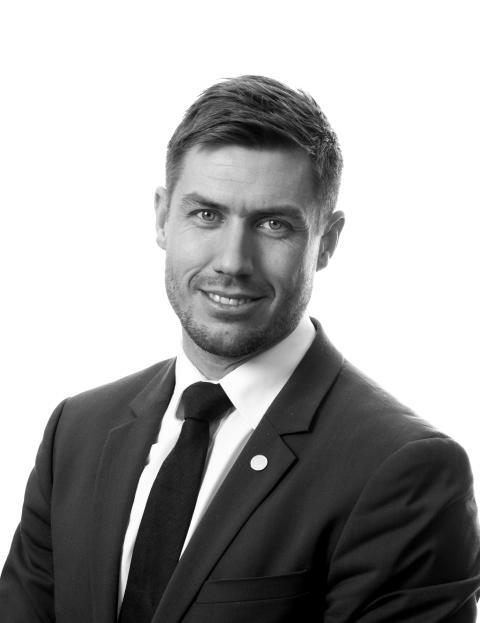 Military Work rekryterar Christopher Johansson