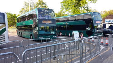 London Midland thanks stay-away passengers