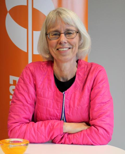 Ann Cederberg förvaltningschef MDH pressbild