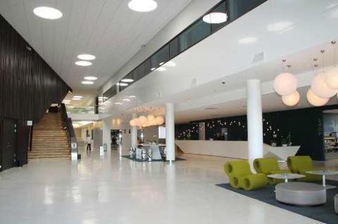 Scandic Oslo Airport - indoor