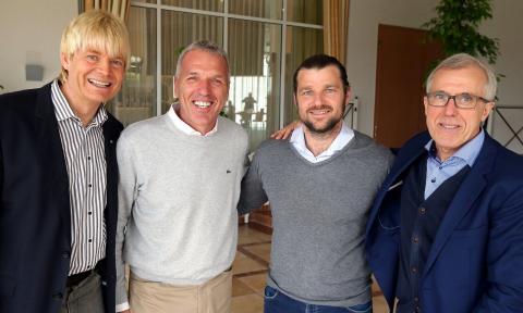 Osteopathie: VOD-Mitglied referiert bei Trainer-Fortbildung der Fußballbundesliga
