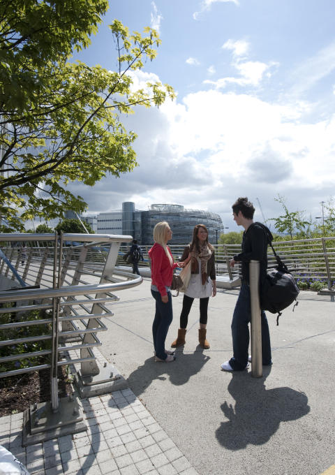Students voice their satisfaction with Northumbria