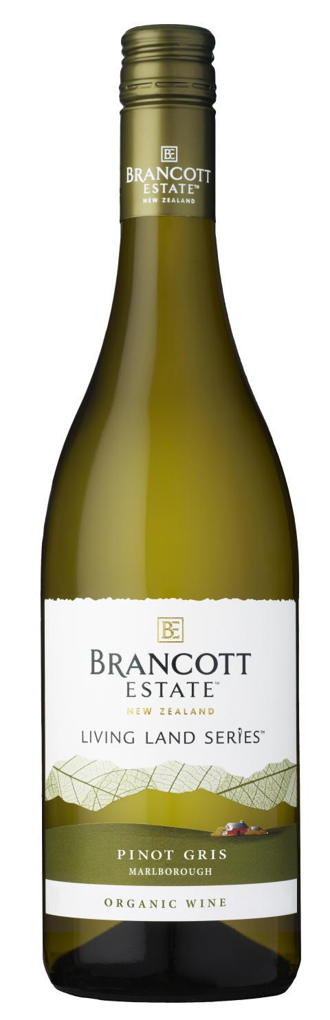 Brancott Estate Living Land Pinot Gris
