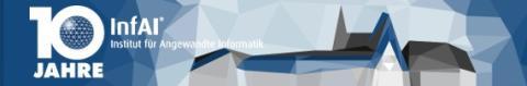 Softwarestandort Leipzig erhält Inkubator für Technologie-StartUps aus der Forschung:  Institut für Angewandte Informatik (InfAI) startet mit Inkubationsprogramm für IT-StartUps in Leipzig